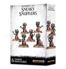 Gloomspite Gitz Sneaky Snufflers