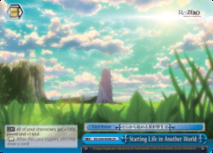 Starting Life in Another World - RZ/S46-E096 - CR