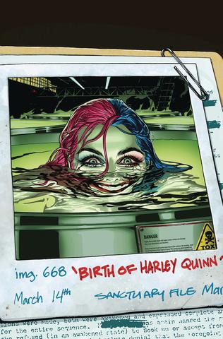 Heroes In Crisis #8 (Of 9) Var Ed
