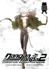 Danganronpa 2 Trade Paperback Vol 03 Ultimate Luck Hope Despair