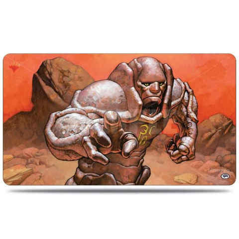 UltraPro Playmat: Legendary Collection - Karn, Silver Golem