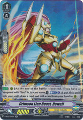 Crimson Lion Beast, Howell - V-BT03/019EN - RR