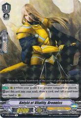 Knight of Vitality, Brennius - V-BT03/032EN - R