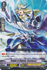Knight of Dignity, Caratacus - V-BT03/044EN - C on Channel Fireball