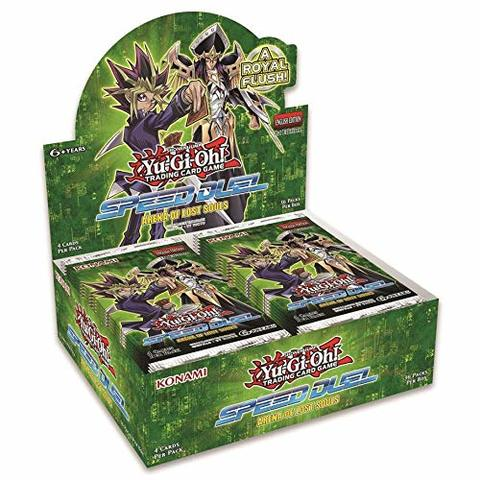 Yu-Gi-Oh! Speed Duel - Arena of Lost Souls Booster Box