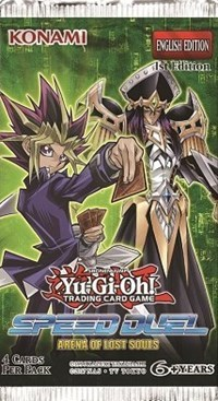 Yu-Gi-Oh! Speed Duel - Arena of Lost Souls Booster Pack