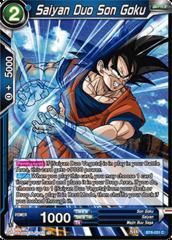 Saiyan Duo Son Goku - BT6-031 - C - Foil