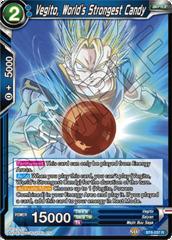 Vegito, World's Strongest Candy - BT6-037 - R