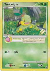Turtwig - 78/100 - Pokemon Countdown Calendar Promo