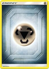 Metal Energy - 2019 Unnumbered - Common - Reverse Holo