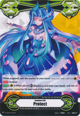 ▽  Imaginary Gift Marker [Protect] Hexagonal Magus Art - V-GM/0070EN (Regular) [V-TD05]