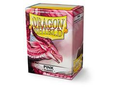 Dragon Shield Sleeves: Classic Pink - Standard - (Box of 100)