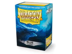 Dragon Shield Sleeves: Classic Blue - Standard - (Box of 100)