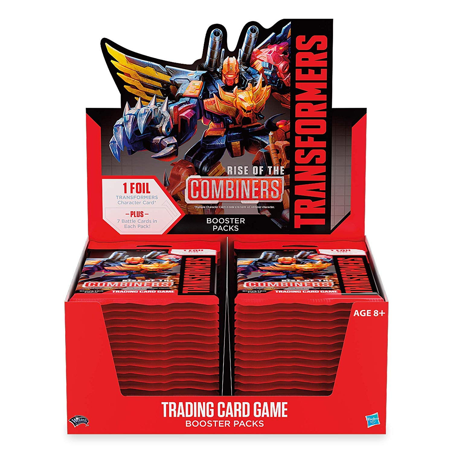 Transformers TCG - Rise of the Combiners Booster Box
