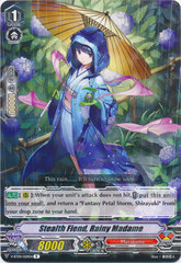 Stealth Fiend, Rainy Madam - V-BT04/029EN - R