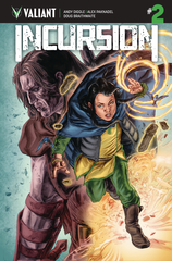 Incursion #2 (Of 4) (Cover A - Braithwaite)