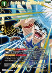 Son Goku, the Adventure Begins - BT6-107 - SPR