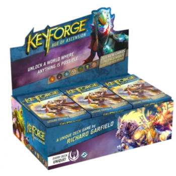 KeyForge: Age of Ascension - Archon Deck Box of 12