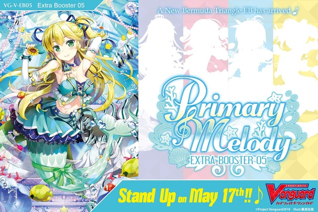 V Extra Booster 05: Primary Melody Booster Case