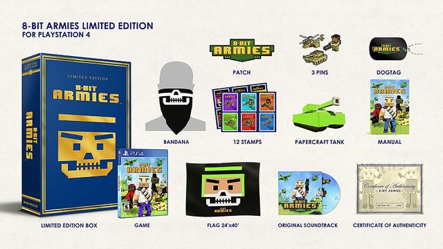 8-Bit Armies [Limited Edition]