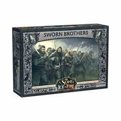 A Song Of Ice And Fire: Tabletop Miniatures Game - Night'S Watch Sworn Brothers