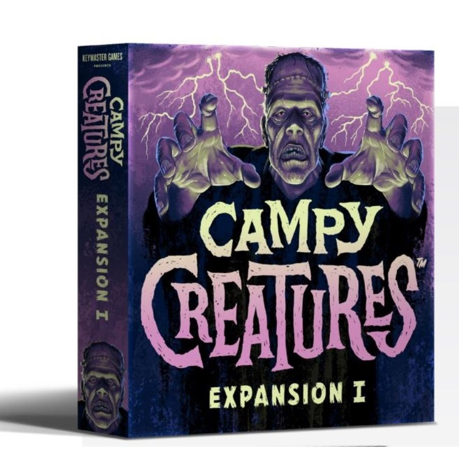 Campy Creatures: 2Nd Edition - Expansion 1