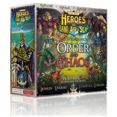 Heroes Of Land Air And Sea: Order And Chaos Expansion