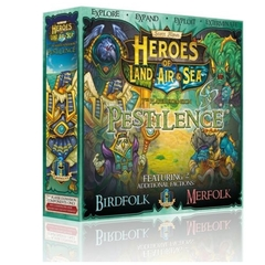 Heroes Of Land Air And Sea: Pestilence Expansion