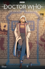 Doctor Who 13Th #8 (Cover A - Sposito)