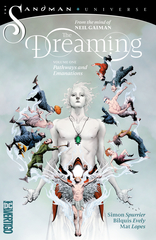 Dreaming Tp Vol 01 Pathways And Emanations (Mr) (STL100423)