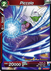 Piccolo - BT6-016 - C - Pre-release (Destroyer Kings)