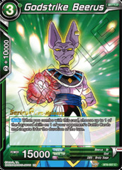 Godstrike Beerus - BT6-057 - C - Pre-release (Destroyer Kings)