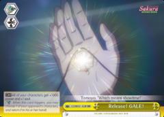 Release! GALE! - CCS/WX01-032R - RRR