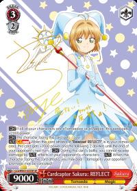 Cardcaptor Sakura: REFLECT - CCS/WX01-057SP - SP