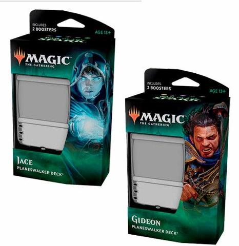 War of the Spark - Planeswalker Deck Set of Two