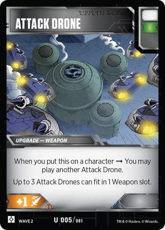 Attack Drone