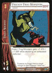 Frickin' Frog Monsters, Army - Foil