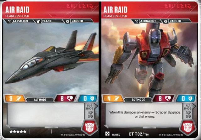 Air Raid // Fearless Flyer