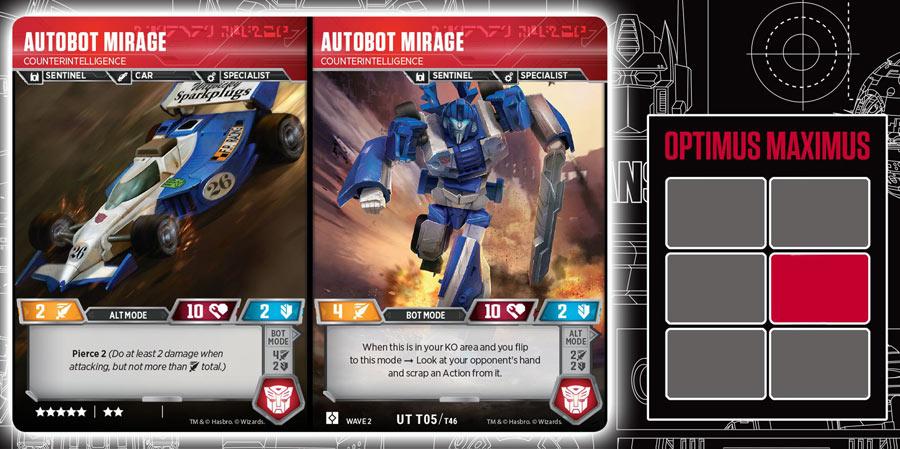 Autobot Mirage // Counterintelligence