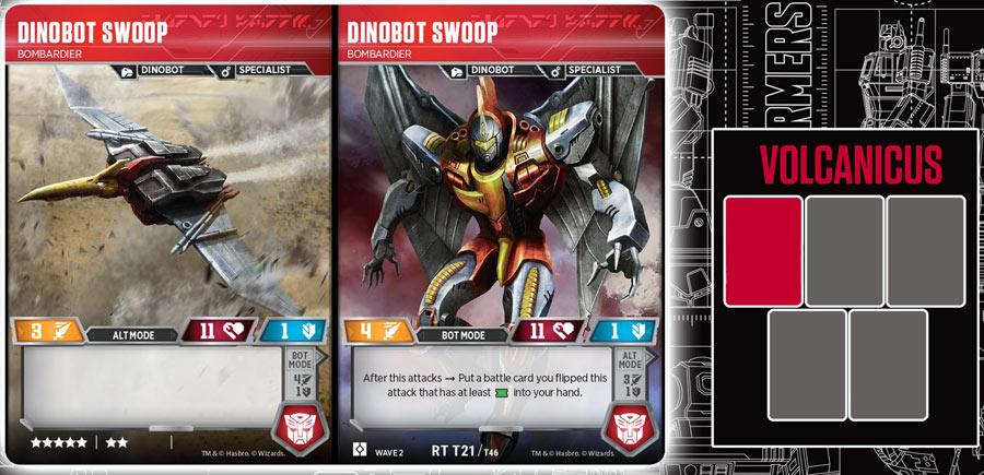 Dinobot Swoop // Bombardier