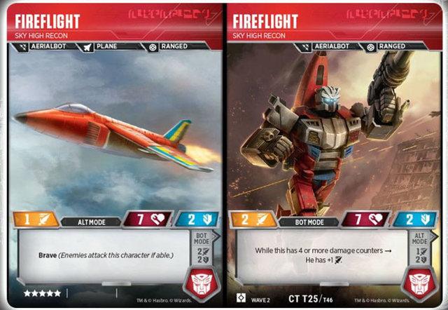 Fireflight // Sky High Recon