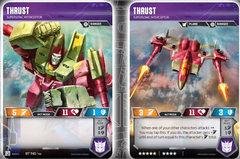 Thrust // Supersonic Interceptor