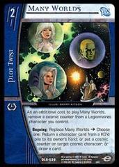 Many Worlds - Foil