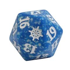 Magic Spindown Die - Ixalan - Blue