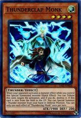 Thunderclap Monk - SAST-EN026 - Super Rare - Unlimited Edition