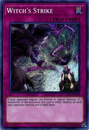 Witch's Strike - SAST-EN079 - Secret Rare - Unlimited Edition