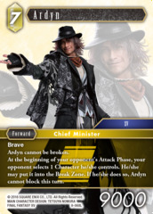 Ardyn - 8-068L - Foil on Channel Fireball
