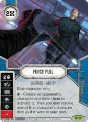 Force Pull (Sold w/ Matching Die)