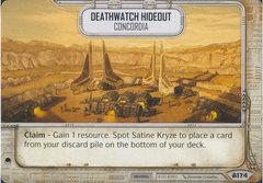 Deathwatch Hideout - Concordia