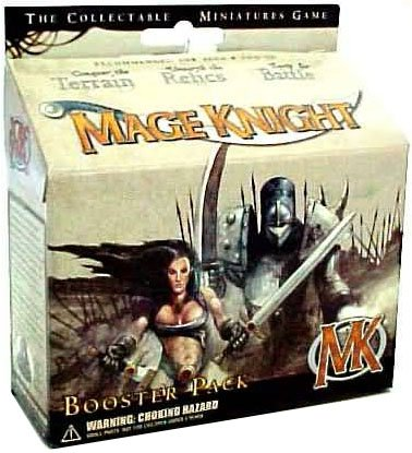 Mage Knight Booster Pack